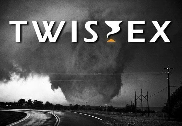 Il logo di Twistex