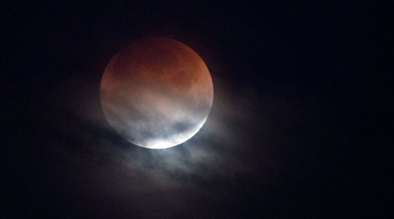 Speciale meteo eclissi 27 Luglio 2018
