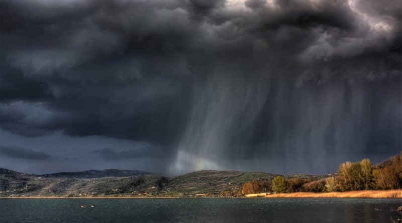 Breve miglioramento delle condizioni meteo, con maltempo in vista