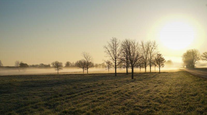 Inverno meteorologico al debutto, ma con alta pressione e temperature sopra la media