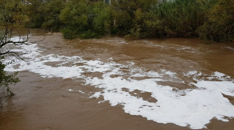 Inchiesta per disastro plurimo sulla vicenda del Fiume Sacco