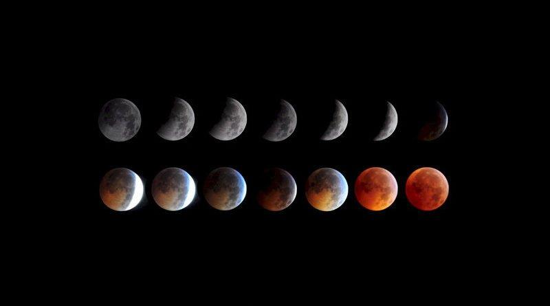 Alle porte una nuova eclissi lunare totale, tutte le info per il 26-gennaio