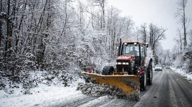 Ancora maltempo in arrivo, con nuove nevicate in collina