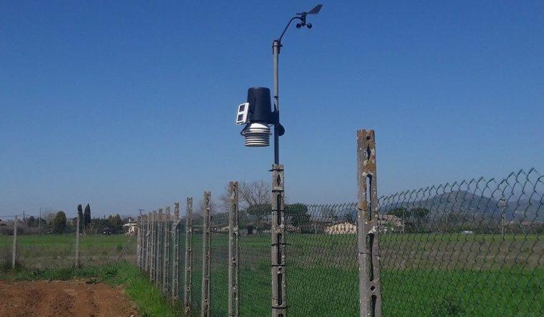 Inaugurata una nuova stazione meteorologica a Roccasecca