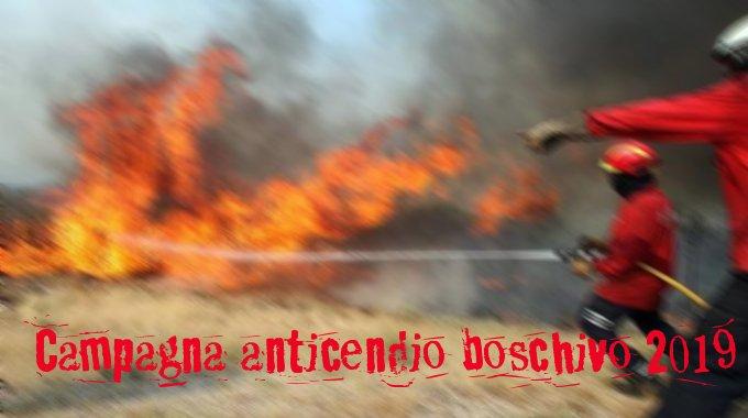 Campagna antincendio boschivo 2019-1