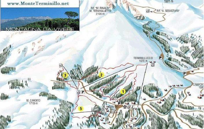 #TSM2 Il progetto di rilancio del Monte Terminillo