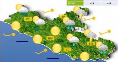 Bollettino Meteo OGGI 3 Giugno 2020 e DOMANI 4 Giugno 2020