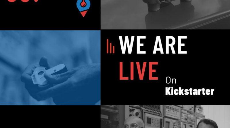 METEOTRACKER Aperta la campagna di crowfunding su KICKSTARTER